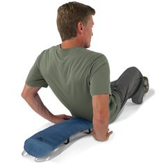 The Hot or Cold Back Pain Reliever - Hammacher Schlemmer