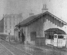Toll House, Kelvinbridge Glasgow City, Toll House, Glasgow Scotland, Great Western, Westerns, Past, River, Painting, Past Tense