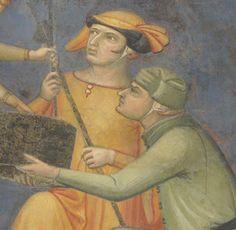 "Tacuinum Medievale: Il cappuccio ""alla Todeschino"" / Wearing the hood ""Todeschino's style"""