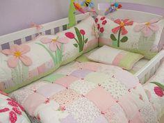 Pretty baby bedding
