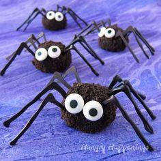 Oreo Spider Bites -