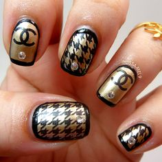 Nail decals by www.nailthins.com