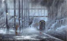 Melly: Jeff Rowland - pictorul ploii