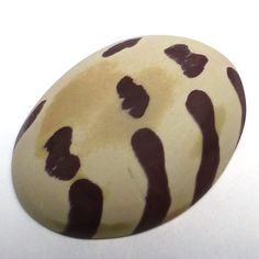 Zebra Stone Cabochon Rock Australia Australian by saxdsign on Etsy