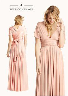 Convertible Bridesmaid Dress Styles | B-Inspired | BHLDN
