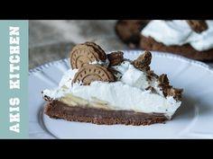 Chocolate Banoffee Pie | Akis Petretzikis
