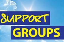 Support Groups - Ongoing throughout the year, a variety of support groups offer help, experience, and friendship.