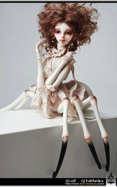 Doll chateau - elizabeth