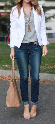 10 Best Fall Outfits Ideas For Ideas Mode Outfits, New Outfits, Spring Outfits, Casual Outfits, Fashion Outfits, Fashion Tips, Fashion Hacks, Looks Style, Casual Looks