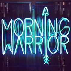 I need this sign to wake up to every morning