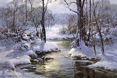 Charles Vickery - Paintings I love