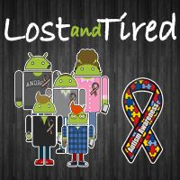 Lost and Tired - Rob Gorski is a husband and father of 3 boys on the Autism Spectrum. Gorski began his writing career in June of 2010 with his multiple award winning blog Lost and Tired: Confessions of an Autism Dad. Recently cited as the 3rd most influential Autism Blogger on the internet by Dr. Oz's Sharecare website, where he is an expert on Autism.