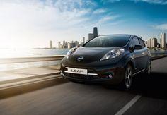 """Reconocen al Nissan LEAF como el """"mejor vehículo verde"""" del 2017 en el Reino Unido"""