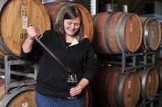 Honora Winery has the BEST winemaker!