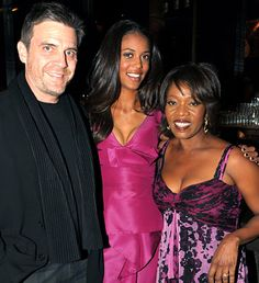 Alfre Woodard Husband And Daughter Interracial Marriage Celebrity Couples Family