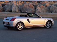 1999-2002 Toyota MR2 Roadster