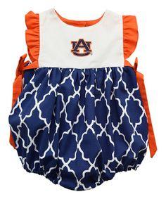 Auburn Tigers Bubble Bodysuit - Infant #zulily #zulilyfinds
