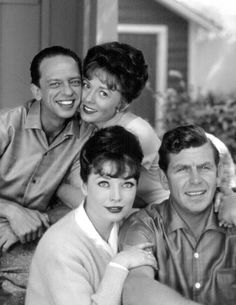 Barney and Thelma Lou.....Helen and Andy