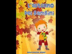 I giorni dell' autunno - Canzoni per bambini di Mela Music - YouTube