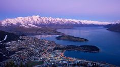 Queenstown: Adventure capital of New Zealand.  What's your pleasure?  Bungy jumping, sky diving, canyon swinging, jet boating, horse trekking, river rafting? #traveldue #newzealan #southisland #queenstown #outdooractivities #adventure #goexplore #adrenalinejunkies