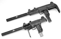 Uzi Suppressor | Gemtech Mossad Mini UZI Silencer 9mm - Impact Guns