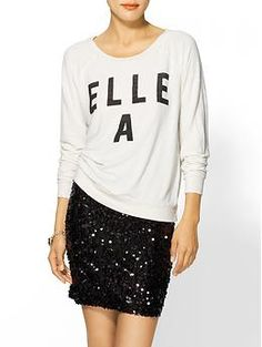 Sol Angeles Ella-­‐A Pullover | Piperlime