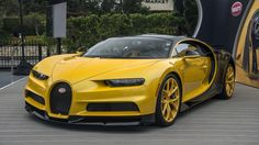 First U.S. Bugatti Chiron delivered to customer at Pebble Beach - Autoblog
