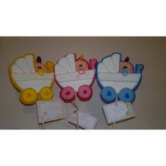 Como hacer tarjetas de recuerdo para Baby Shower | Manualidades para Baby Shower