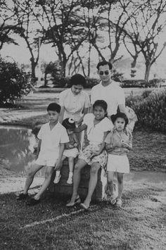 The Family * BKK 1960