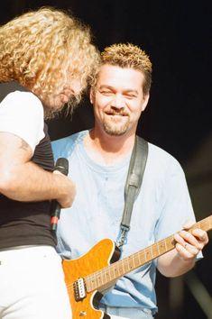 Van Hagar, Sammy Hagar, Best Guitarist, Eddie Van Halen, Good Smile, Kinds Of Music, Prince Charming, Superstar, Distance