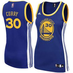 adidas Stephen Curry Golden State Warriors Women s Replica Jersey - Royal  Blue Jersey Outfit a44fcf808