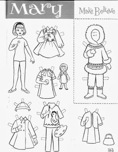 Children's Friend - Mary Make Believe 1965 - Lorie Harding - Picasa Web Albums