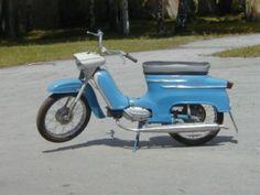 Jawa 50 typ 20