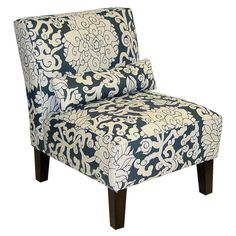 I pinned this Florence Accent Chair from the Alt Summit Selections event at Joss and Main!