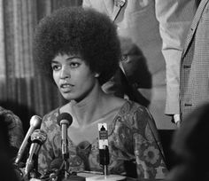 On this day in 1972, Angela Davis was acquitted by an all-white jury after spending 18 months in prison on kidnap, murder, and conspiracy charges. A scholar and civil rights and women's rights activist, Davis was involved with the Student Non-Violent Coor