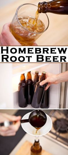 This root beer is full of unique spice and rich flavor—everything you want from your homemade soda!This root beer is full of unique spice and rich flavor—everything you want from your homemade soda! Homebrew Recipes, Beer Recipes, Brewing Recipes, Fermentation Recipes, Mexican Recipes, Coffee Recipes, Kombucha, Kefir, Gourmet