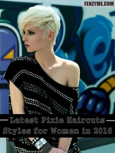 Pixie Haircuts Styles for Women (1)