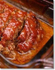 Easy Meatloaf using what you already have   in your kitchen.