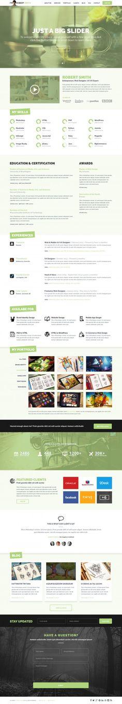 $6 Architex u2013 one page architect portfolio template Responcive - free one page resume templates