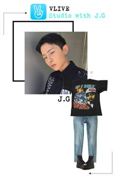 """""""J.G ; VLIVE"""" by di-verse ❤ liked on Polyvore featuring MANGO, Chloé, Dr. Martens, men's fashion and menswear"""