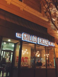 The Grilled Cheese Bistro, 345 Granby St.