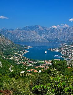 """""""It's hard not to stumble cross one of the innumerable jaw-dropping views..."""" Find out more about Montenegro's. exceptional scenery with our new destination page: http://www.bradtguides.com/destinations/europe/montenegro.html"""