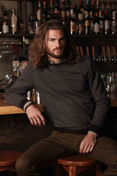 Cashmere Blend & Merino Wool Sweaters available at www.ruesaintpatrick.com