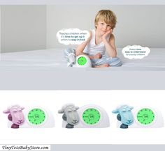 ZAZU Sleep Trainer SAM is unique kids sleep trainer suitable for kids around age of three years. It is multifunctional ,lovable ,can work with battery or electricity.How sam work is simple.First you set up sam with the basic settings. Setting up basic settings include setting up time,brightness,alarm nooice and time for the nightlight display. You…