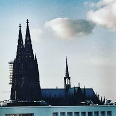 I never get bored of this view #Cologne #Köln #dom
