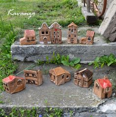 more clay houses