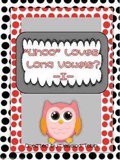 6 long-i vowel activities