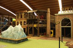 themed indoor playground factory