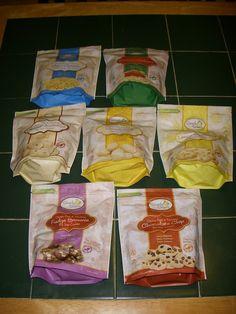 Simply Shari's Gluten-free Cookies and Pasta