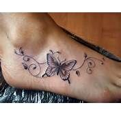 Beautiful Butterfly Tattoo Designs  Tattoos Ankle